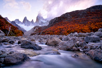 Fitz Roy under Twilight